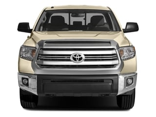 2017 Toyota Tundra 2WD Pictures Tundra 2WD SR5 Double Cab 2WD photos front view