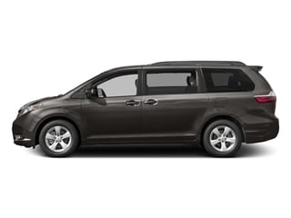 2017 Toyota Sienna Pictures Sienna Wagon 5D LE AWD V6 photos side view
