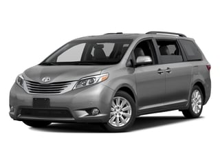 2017 Toyota Sienna Pictures Sienna Wagon 5D XLE V6 photos side front view