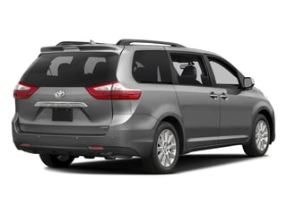 2017 Toyota Sienna Pictures Sienna Wagon 5D XLE V6 photos side rear view