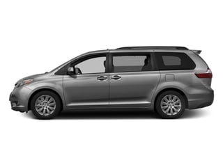 2017 Toyota Sienna Pictures Sienna Wagon 5D XLE V6 photos side view
