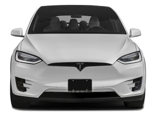 2017 Tesla Motors Model X Pictures Model X Utility 4D 100 kWh AWD Electric photos front view
