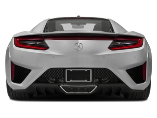 2018 Acura NSX Pictures NSX Coupe 2D AWD Hybrid Turbo photos rear view