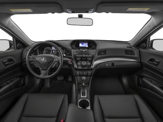 2018 Acura ILX Pictures ILX Sedan photos full dashboard
