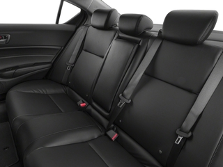 2018 Acura ILX Pictures ILX Sedan photos backseat interior
