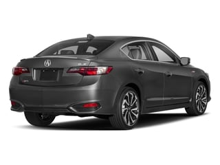 2018 Acura ILX Pictures ILX Sedan w/Premium/A-SPEC Pkg photos side rear view