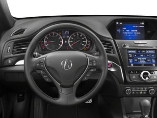 2018 Acura ILX Pictures ILX Sedan w/Premium/A-SPEC Pkg photos driver's dashboard