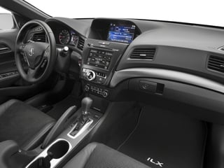 2018 Acura ILX Pictures ILX Sedan w/Premium/A-SPEC Pkg photos passenger's dashboard