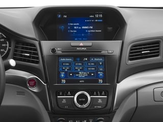 2018 Acura ILX Pictures ILX Sedan 4D Technology Plus photos stereo system