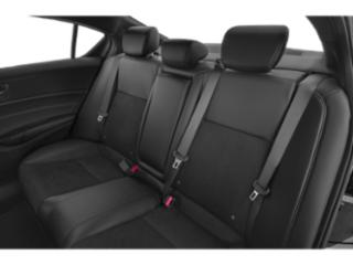 2018 Acura ILX Pictures ILX Sedan w/Technology Plus/A-SPEC Pkg photos backseat interior