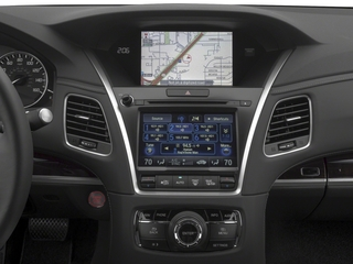 2018 Acura RLX Pictures RLX Sedan 4D photos stereo system