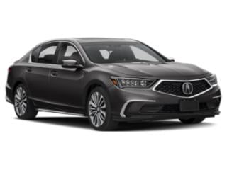 2018 Acura RLX Pictures RLX Sedan 4D photos side front view