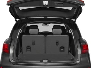 2018 Acura MDX Pictures MDX SH-AWD w/Advance Pkg photos open trunk