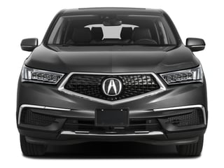 2018 Acura MDX Pictures MDX FWD w/Technology Pkg photos front view