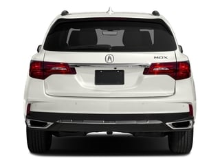 2018 Acura MDX Pictures MDX FWD w/Advance Pkg photos rear view