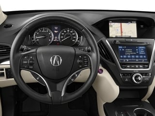 2018 Acura MDX Pictures MDX FWD w/Advance Pkg photos driver's dashboard