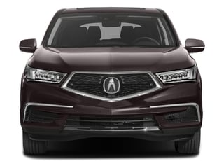 2018 Acura MDX Pictures MDX SH-AWD w/Technology Pkg photos front view