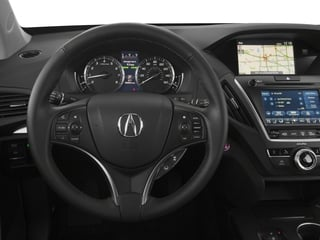 2018 Acura MDX Pictures MDX SH-AWD w/Technology Pkg photos driver's dashboard