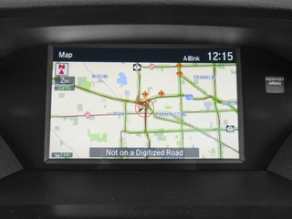 2018 Acura MDX Pictures MDX SH-AWD w/Technology Pkg photos navigation system