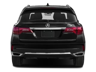 2018 Acura MDX Pictures MDX FWD w/Advance/Entertainment Pkg photos rear view