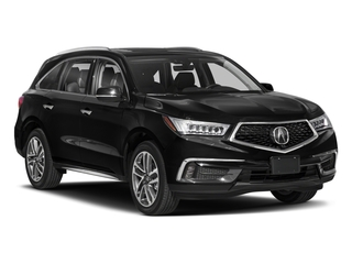 2018 Acura MDX Pictures MDX FWD w/Advance/Entertainment Pkg photos side front view