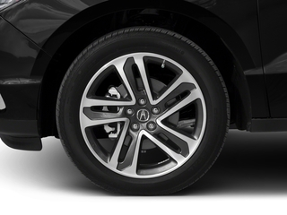 2018 Acura MDX Pictures MDX FWD w/Advance/Entertainment Pkg photos wheel