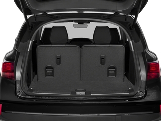 2018 Acura MDX Pictures MDX FWD w/Advance/Entertainment Pkg photos open trunk