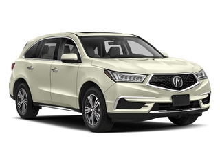 2018 Acura MDX Pictures MDX Utility 4D AWD photos side front view