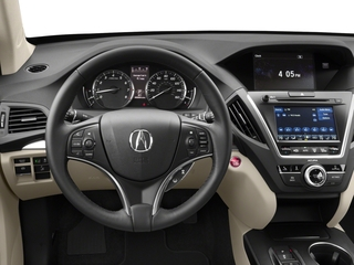 2018 Acura MDX Pictures MDX Utility 4D AWD photos driver's dashboard
