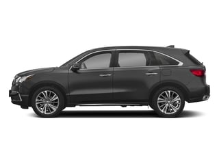 2018 Acura MDX Pictures MDX Utility 4D Technology DVD AWD photos side view