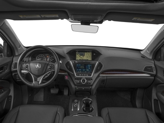 2018 Acura MDX Pictures MDX SH-AWD w/Technology/Entertainment Pkg photos full dashboard