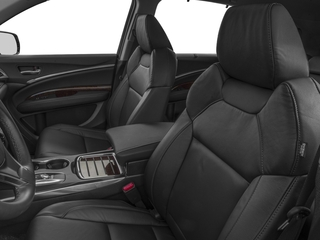 2018 Acura MDX Pictures MDX SH-AWD w/Technology/Entertainment Pkg photos front seat interior