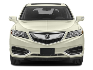 2018 Acura RDX Pictures RDX Utility 4D 2WD V6 photos front view