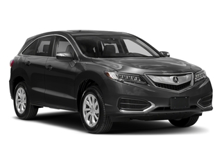2018 Acura RDX Pictures RDX Utility 4D Technology 2WD V6 photos side front view