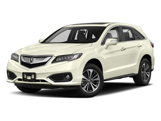 2018 Acura RDX Pictures RDX Utility 4D Advance 2WD V6 photos side front view