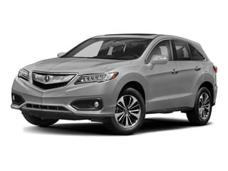 2018 Acura RDX Pictures RDX Utility 4D Advance AWD V6 photos side front view