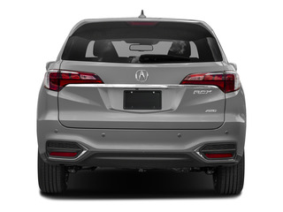 2018 Acura RDX Pictures RDX Utility 4D Advance AWD V6 photos rear view