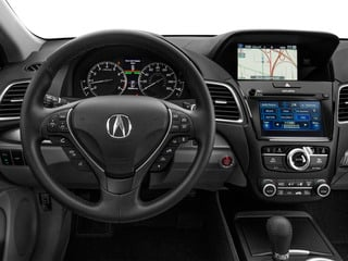 2018 Acura RDX Pictures RDX Utility 4D Advance AWD V6 photos driver's dashboard