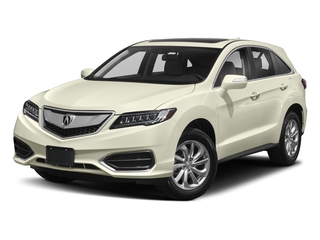 2018 Acura RDX Pictures RDX AWD w/AcuraWatch Plus photos side front view
