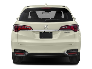 2018 Acura RDX Pictures RDX FWD w/AcuraWatch Plus photos rear view