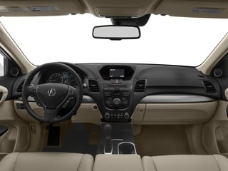 2018 Acura RDX Pictures RDX FWD w/AcuraWatch Plus photos full dashboard