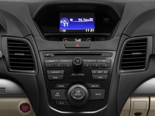 2018 Acura RDX Pictures RDX FWD w/AcuraWatch Plus photos stereo system
