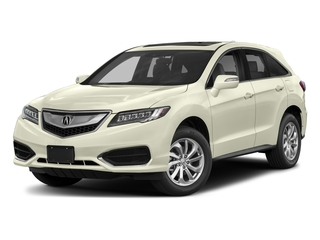 2018 Acura RDX Pictures RDX FWD w/Technology/AcuraWatch Plus Pkg photos side front view