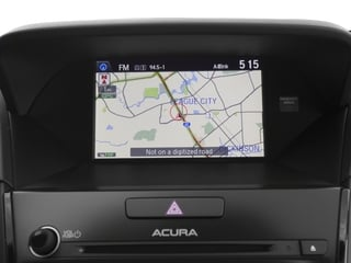 2018 Acura RDX Pictures RDX FWD w/Technology/AcuraWatch Plus Pkg photos navigation system
