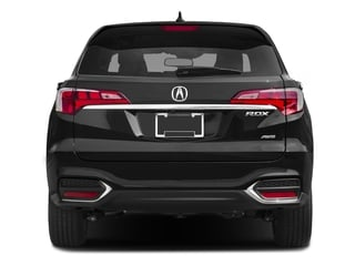 2018 Acura RDX Pictures RDX AWD w/Technology/AcuraWatch Plus Pkg photos rear view