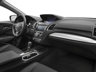 2018 Acura RDX Pictures RDX AWD w/Technology/AcuraWatch Plus Pkg photos passenger's dashboard