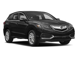 2018 Acura RDX Pictures RDX Utility 4D AWD V6 photos side front view