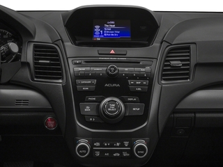 2018 Acura RDX Pictures RDX AWD photos stereo system