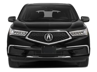 2018 Acura MDX Pictures MDX Utility 4D Technology AWD Hybrid photos front view