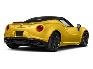 2018 Alfa Romeo 4C Coupe Pictures 4C Coupe photos side rear view